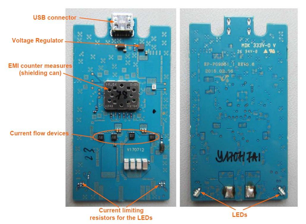 Samsung Wireless Charger Teardown (EP-PG9201) 16