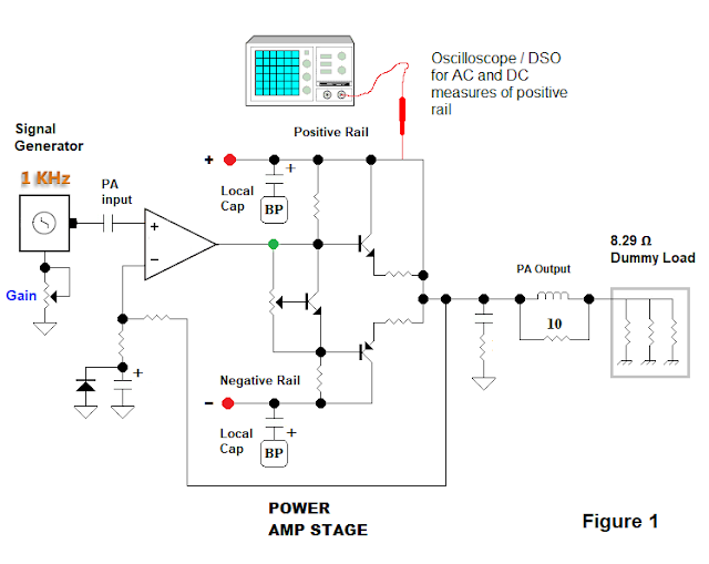 Clean Jazz Guitar Amp Builder Notes — Part 1:  DC Power Supply 11