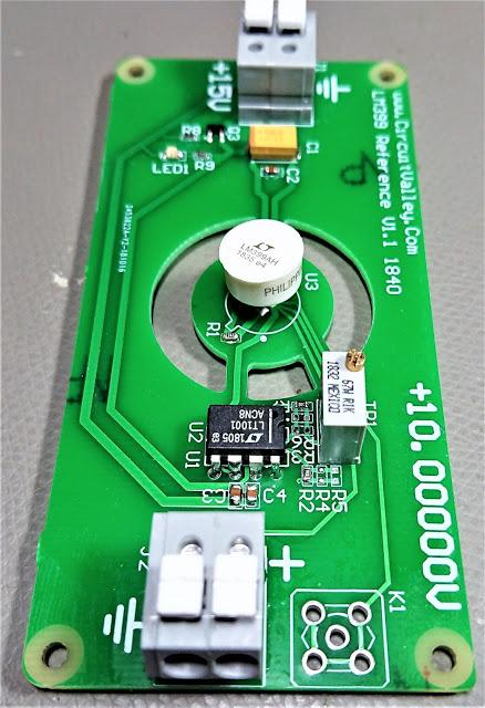 DIY Open Source LM399 10V Voltage Reference, Second Revision 15