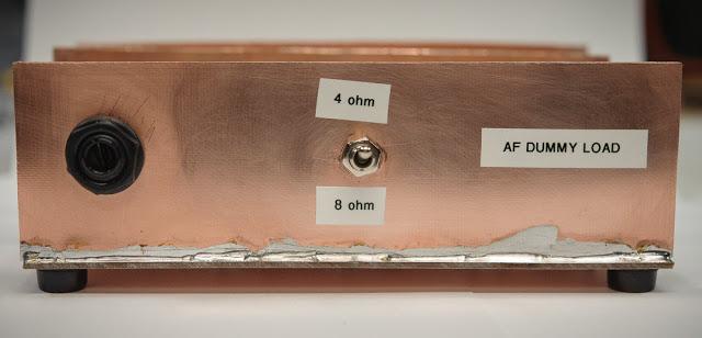 AF Power Amplifier Dummy Load 18