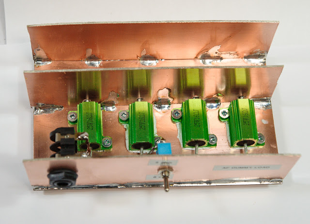 AF Power Amplifier Dummy Load 20