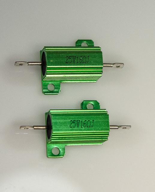 AF Power Amplifier Dummy Load 24