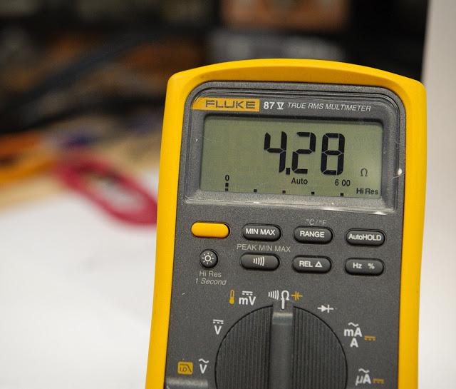 AF Power Amplifier Dummy Load 25
