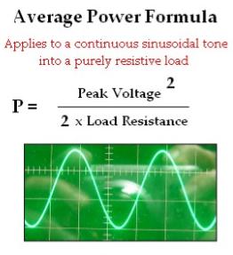 AF Power Amplifier Dummy Load 30