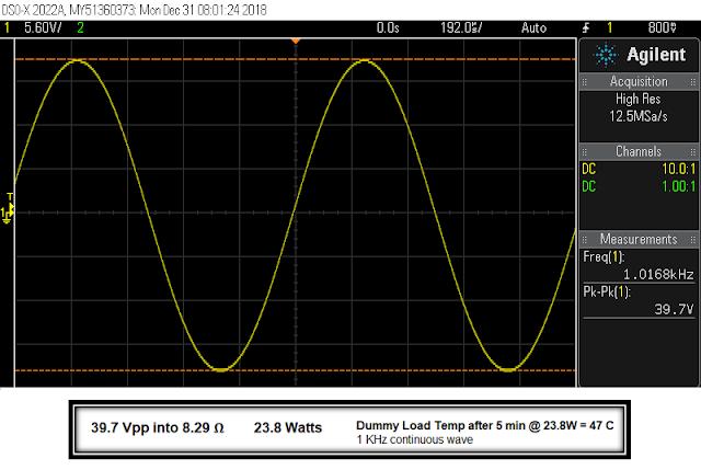 AF Power Amplifier Dummy Load 31