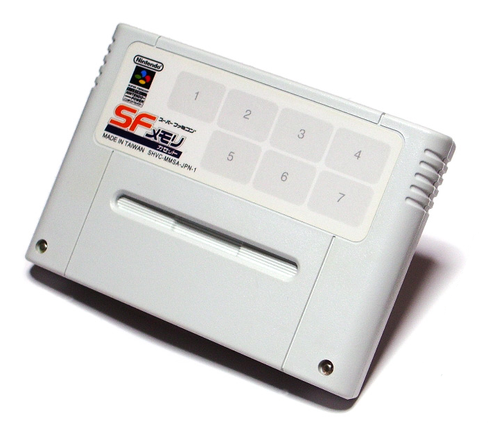 NES game rom cartridge