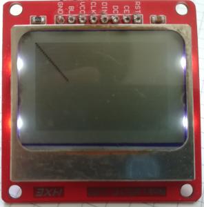 Interface Nokia 5110 LCD and Raspberry Pi – Python 28