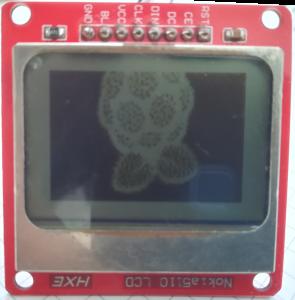 Interface Nokia 5110 LCD and Raspberry Pi – Python 31