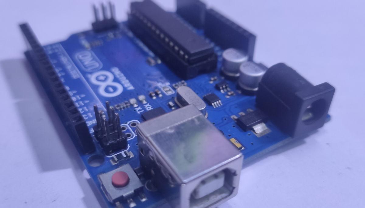 Build a Thief Detector using an Arduino UNO and a RCWL-0516 Microwave Proximity Sensor 20
